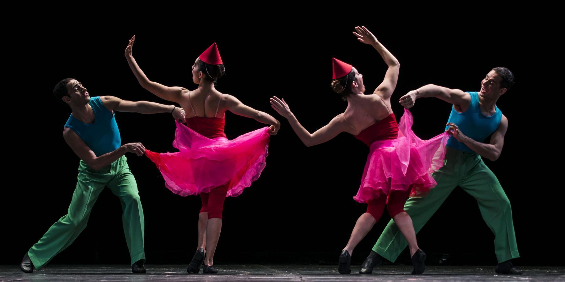 Resultado de imagen para Estrenos del Ballet Contemporáneo del Teatro San Martín